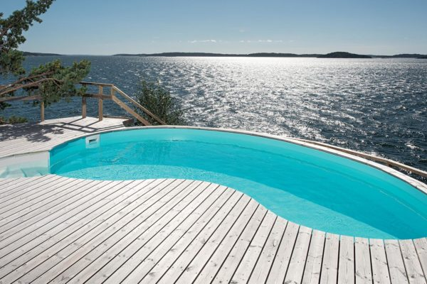 I benefici di una piscina