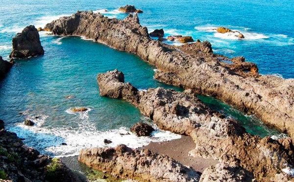 Le piscine naturali di Tenerife